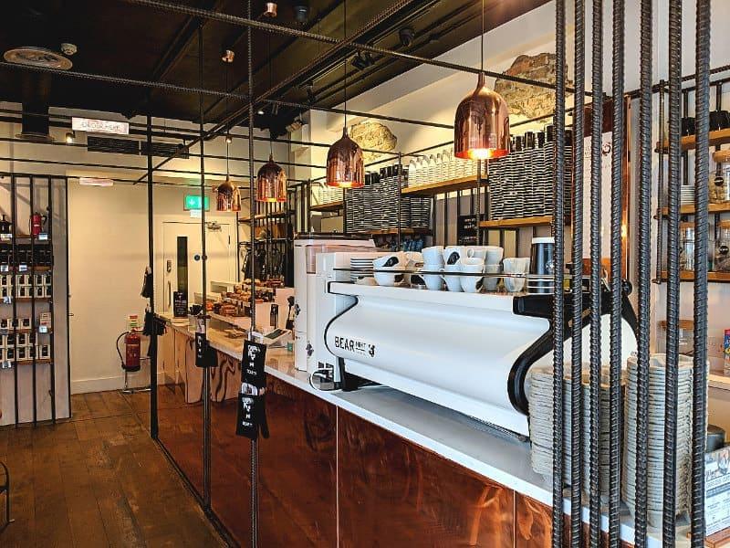 Bear Market Coffee In Dublin 2