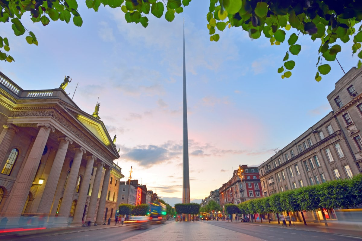 Is Dublin Walkable?